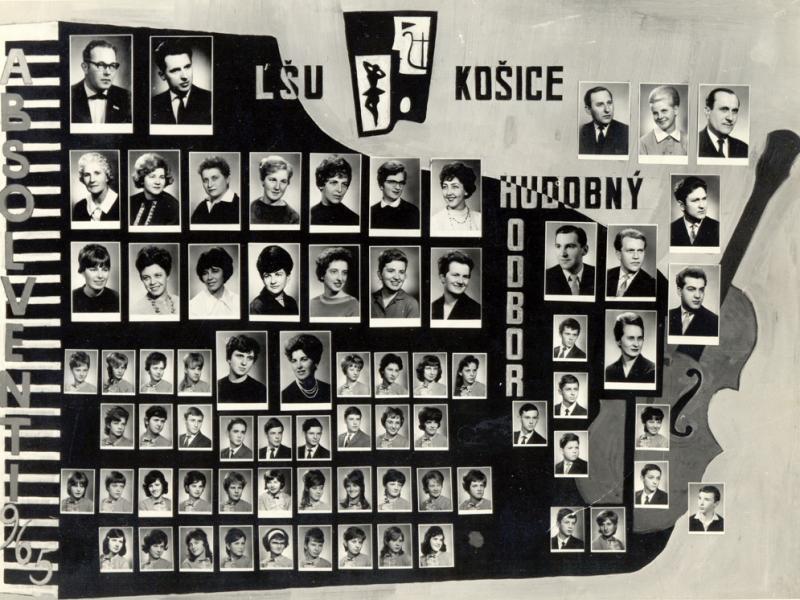 Tablo: 1964 - 1965