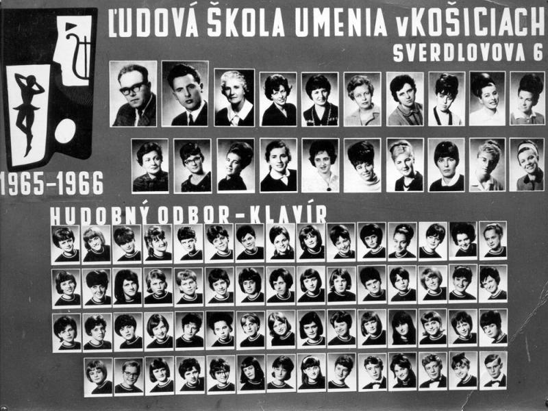 Tablo: 1965 - 1966