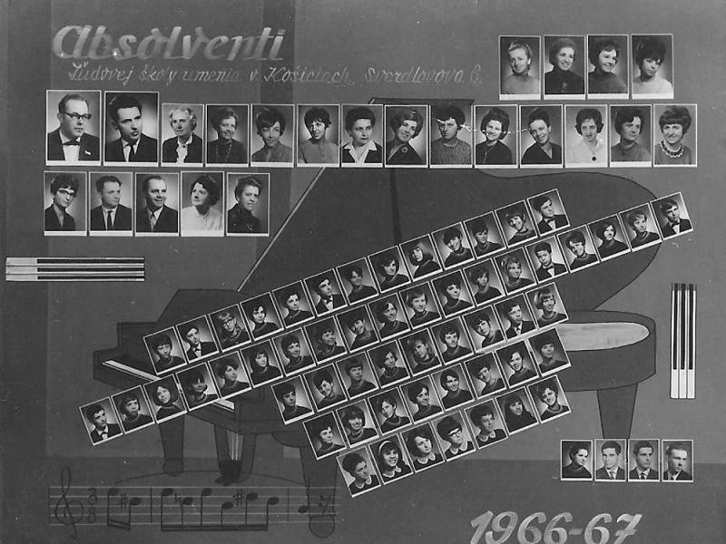 Tablo: 1966 - 1967