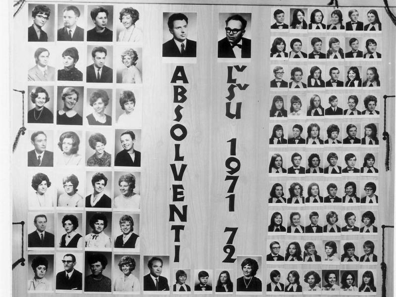 Tablo: 1971 - 1972