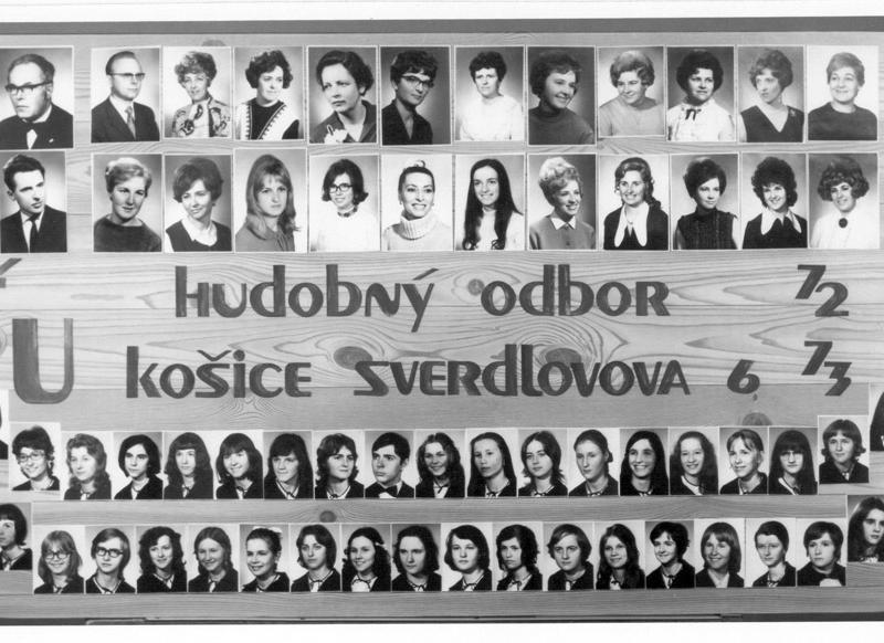 Tablo: 1972 - 1973 (1.)