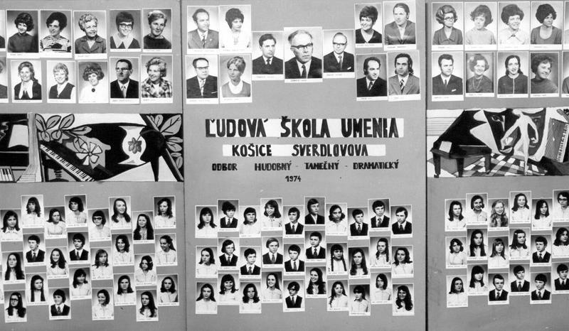 Tablo: 1973 - 1974