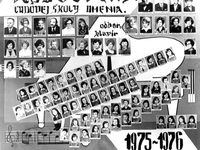 Tablo: 1975 - 1976