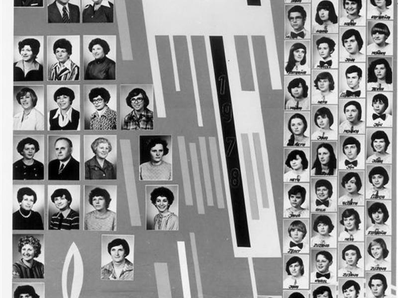 Tablo: 1977 - 1978 (1.)