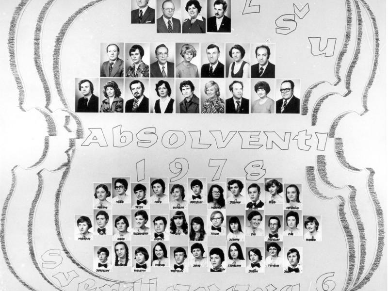 Tablo: 1977 - 1978 (2.)