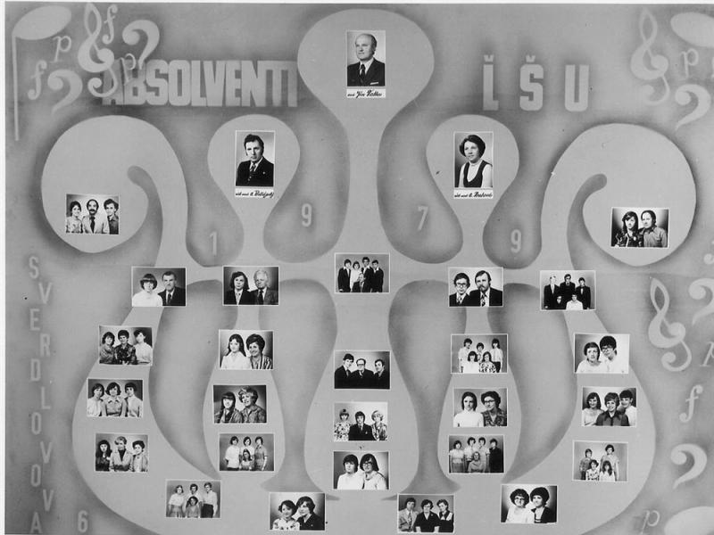 Tablo: 1978 - 1979