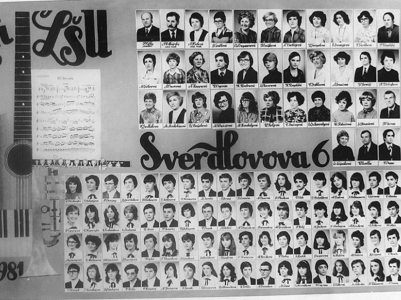Tablo: 1980 - 1981