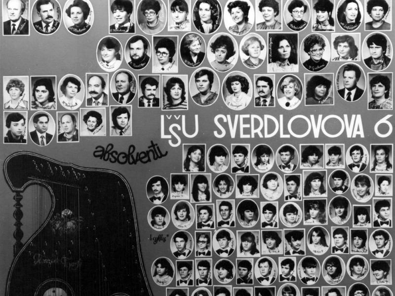 Tablo: 1983 - 1984