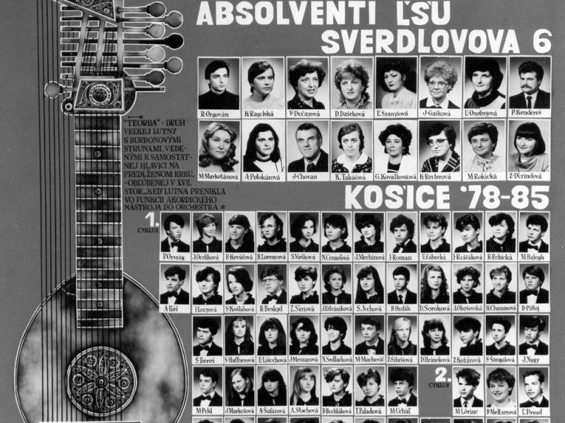 Tablo: 1984 - 1985