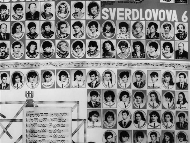 Tablo: 1986 - 1987