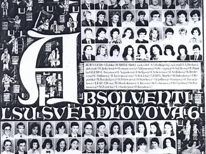 Tablo: 1989 - 1990