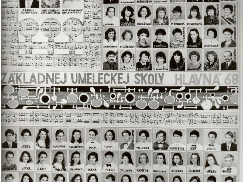 Tablo: 1991 - 1992