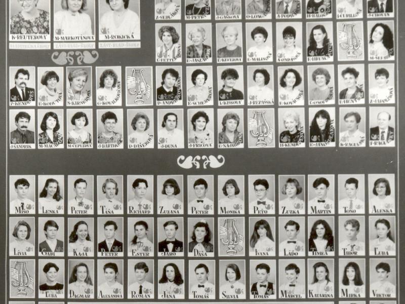 Tablo: 1992 - 1993