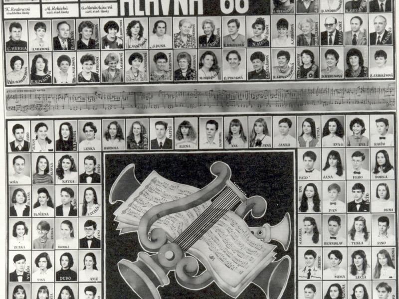 Tablo: 1993 - 1994
