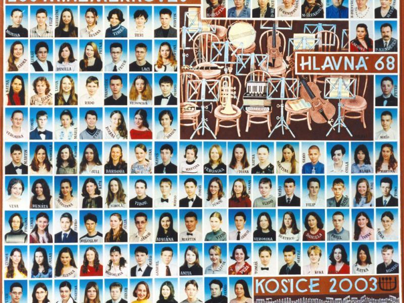 Tablo: 2002 - 2003