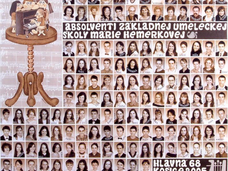 Tablo: 2004 - 2005